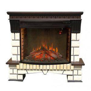 Электрокамин Stone New 33 AO с FireSpace 33 SIR