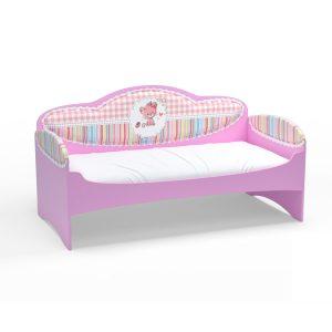 Диван-кровать для девочек Mia Розовый