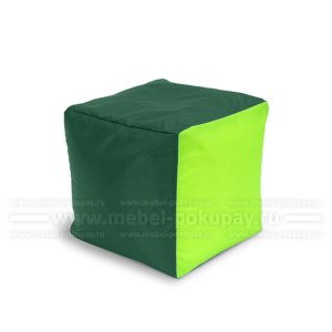 ПУФ-КУБ OXFORD GREEN LIME